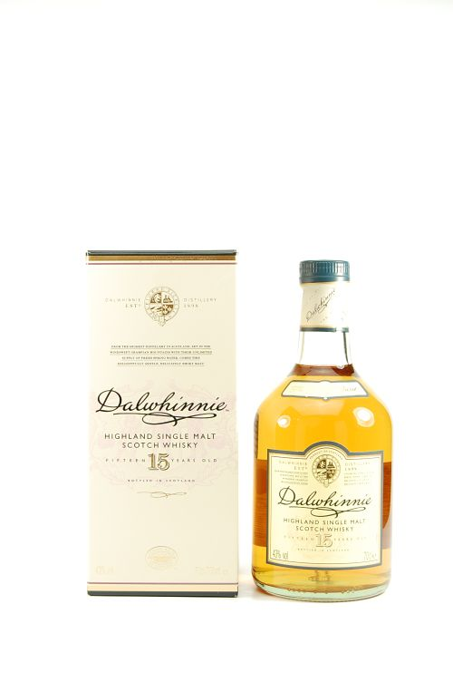 Dalwhinnie 15 yrs. old 70cl