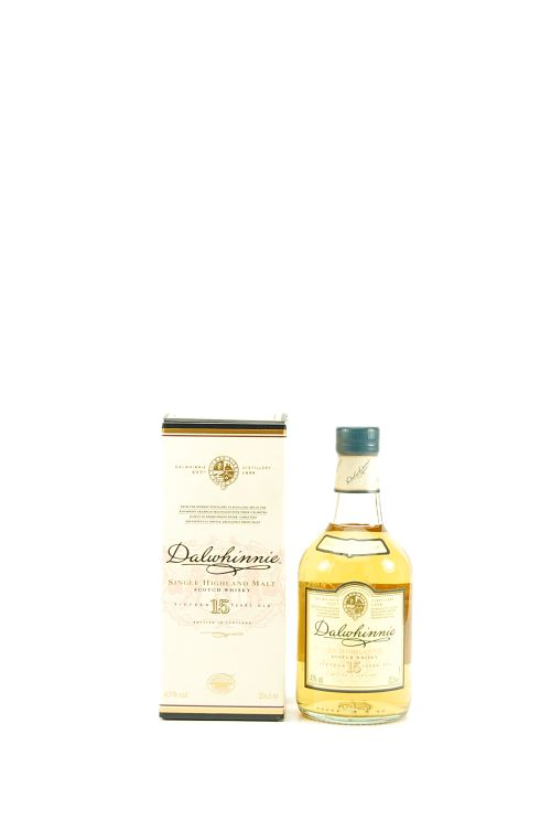 Dalwhinnie 15 years 20cl