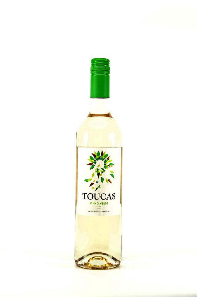 Toucas Branco Vinho Verde 5+1 Gratis