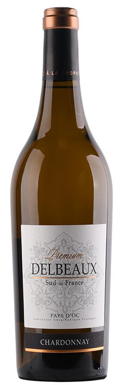 Delbeaux Pr.Chardonnay 2+1 gratis