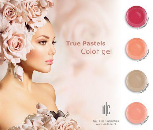 Afbeeldingsresultaat voor true pastel color gel