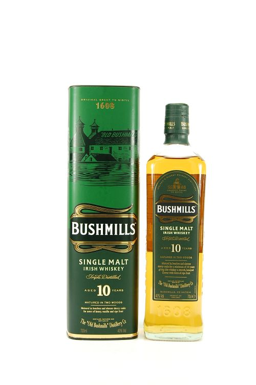 Bushmills 10 yrs. old 70cl