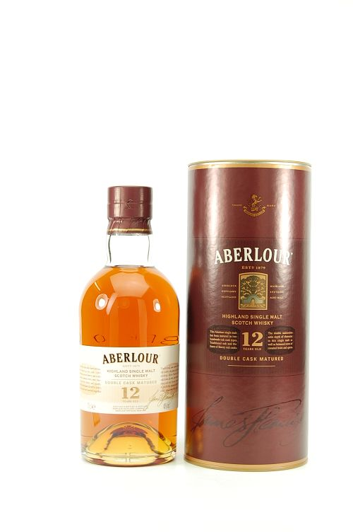 Aberlour 12 yrs. double cask matured 70cl
