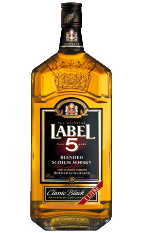 LABEL 5 100CL
