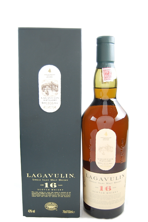 Lagavullin 16 yrs. old 70cl