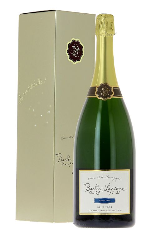 Bailly Lapierre Cremant de Bourgogne magnum in ges