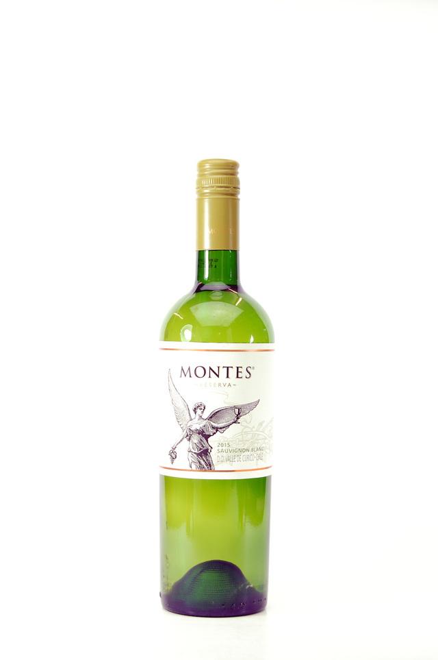 Montes Reserva Sauvignon Blanc mijnslijter.nl