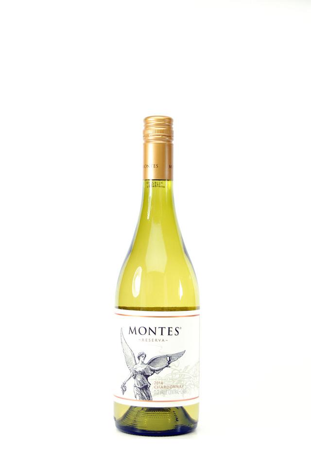 Montes Reserva Chardonnay mijnslijter.nl