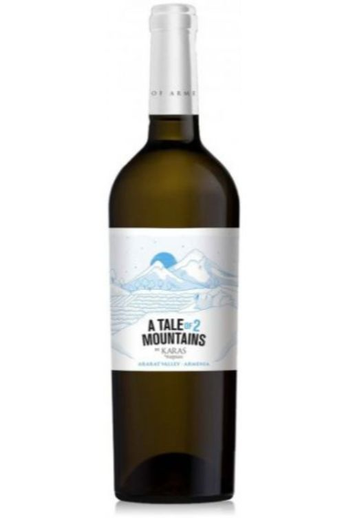 A Tale of 2 Mountains White 2018