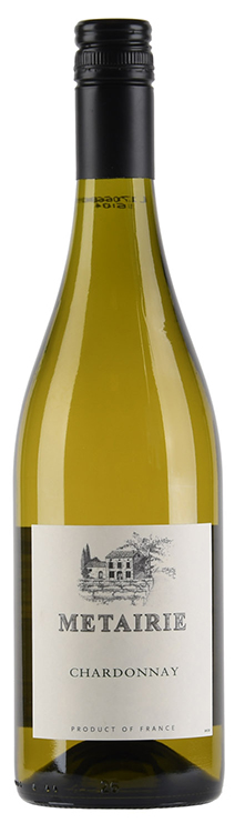 Metairie Chardonnay 2+1 Gratis