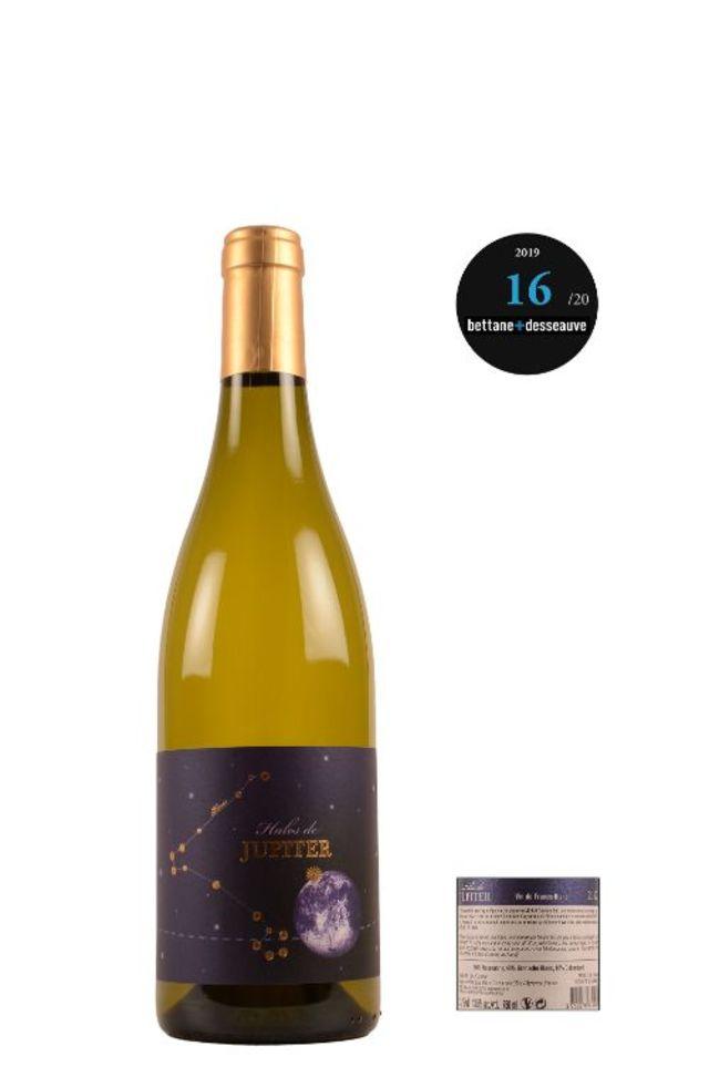 Image of 2017 Halos De Jupiter Vin De France Blanc 16/20 Be