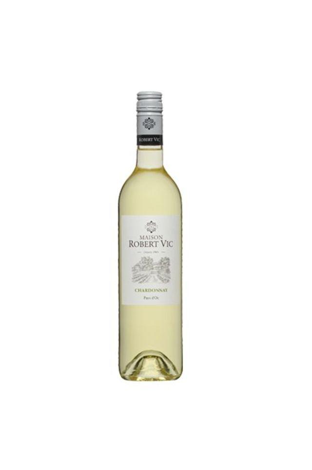 Maison Robert Vic Wijn Chardonnay Cepage