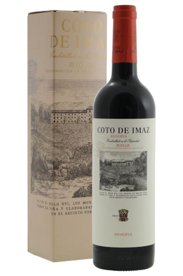 Coto de Imaz Reserva (in 1-vaks geschenkverpakking