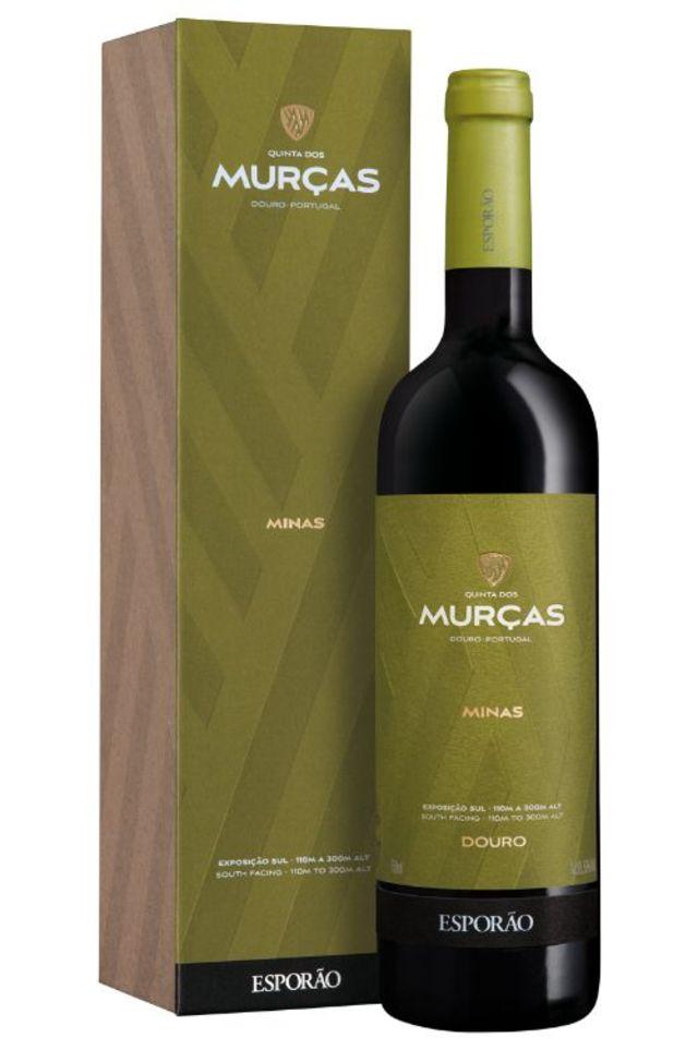 Quinta dos Murcas Minas in geschenkverpakking