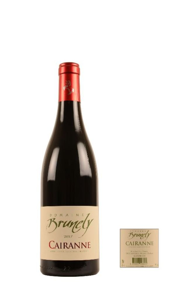 Image of 2017 Domaine Brunely Cairanne Medaille