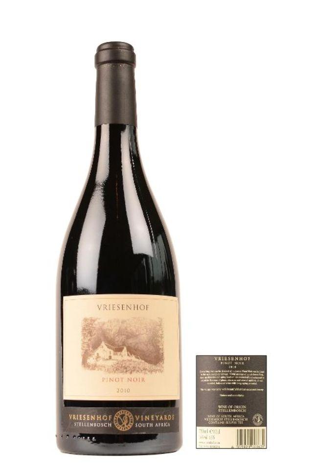 Image of 2016 Vriesenhof Vineyards Estate Pinot Noir