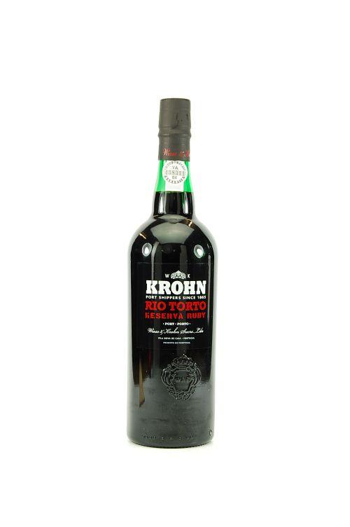 Krohn Rio Torto Reserva Ruby. NIET VOORRADIG!