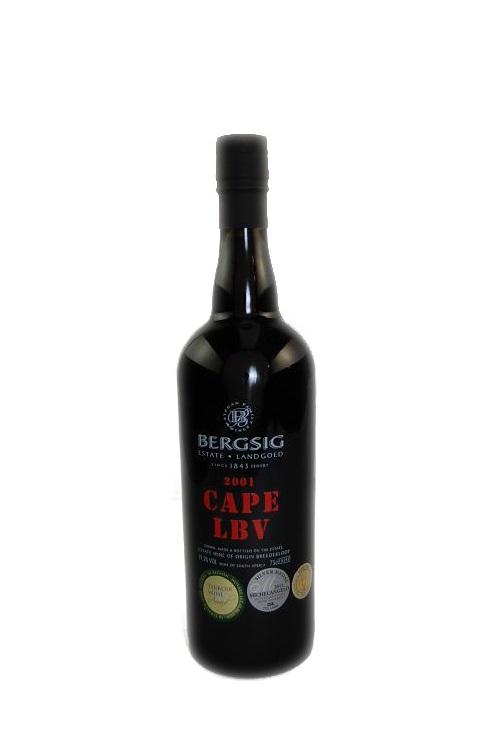 Bergsig Cape LBV 2001