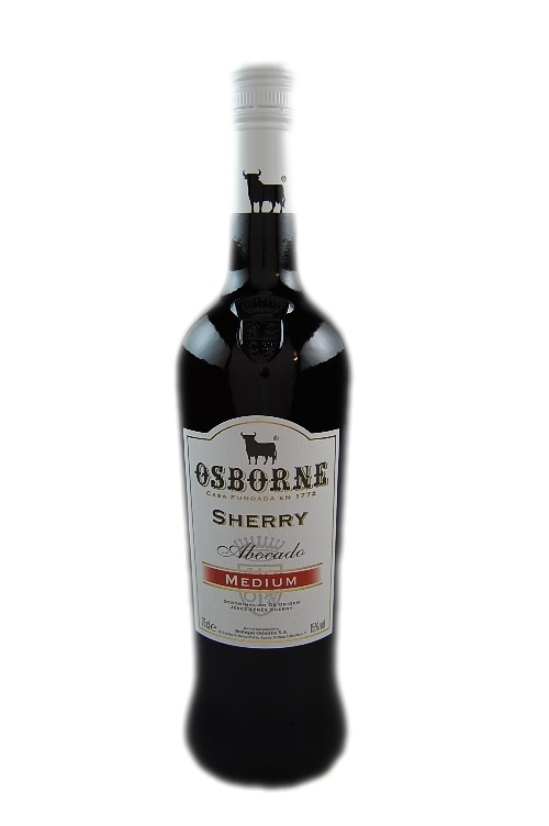 Osborne medium Sherry