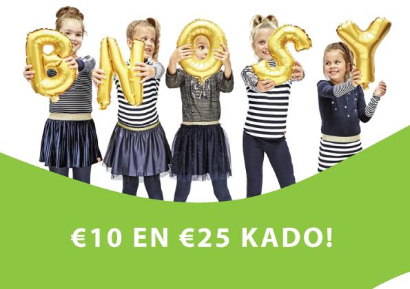 25 euro kado