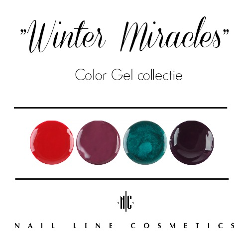 Winter collectie color gels