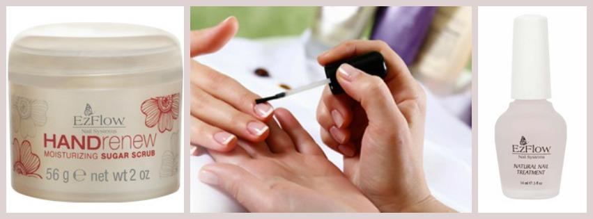 Collage Natural Nail Treatments
