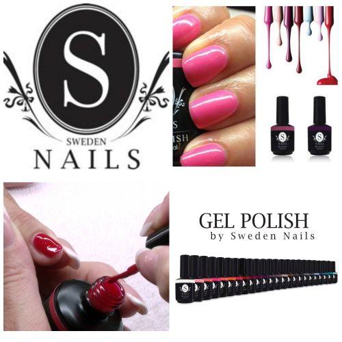 Sweden Nails collage 500