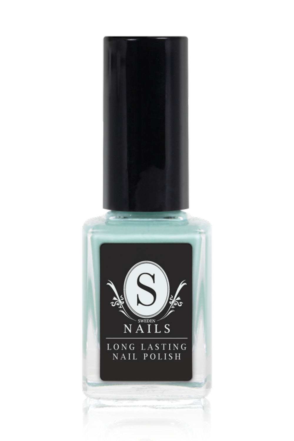 Foto Sweden Nails Nailpolish Green Tea