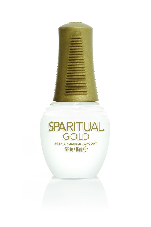 Foto Spa Ritual Gold Collectie Topcoat